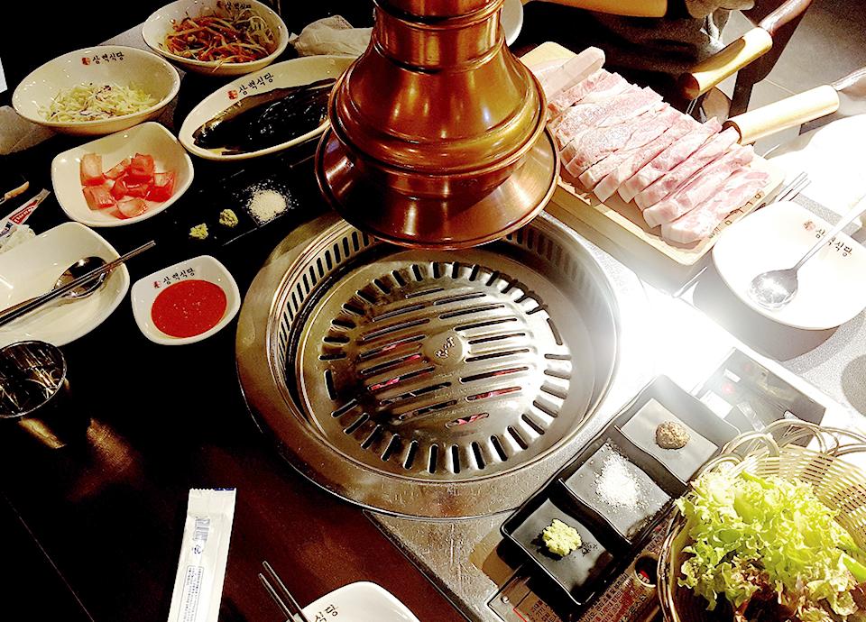 [워드프레스 구축업체 메타브레인] 예술의전당 남부터미널 맛집 삼백식당